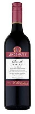 Lindemans Sweet Red Bin 46